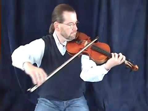 VIOLIN LESSONS FOR THE BEGINNER - HOW TO PLAY AVE MARIA