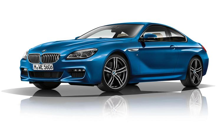BMW 6 Series gets ready for the 2018MY