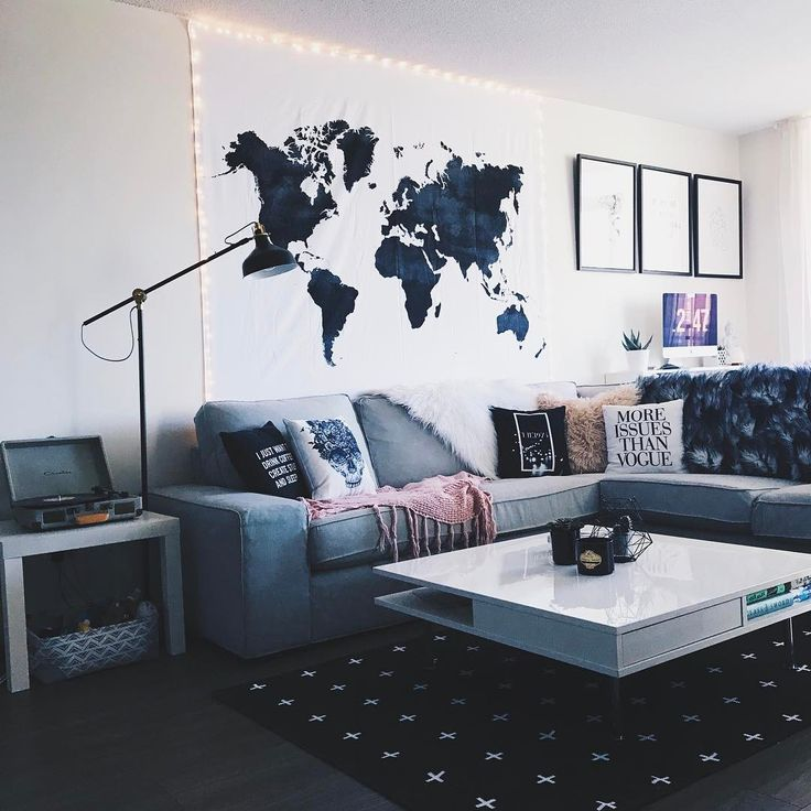 """23.8k Likes, 144 Comments - Kalyn Nicholson (@kalynnicholson13) on Instagram: """"Zzzz // an apartment tour is coming next month, one room left to tackle"""""""
