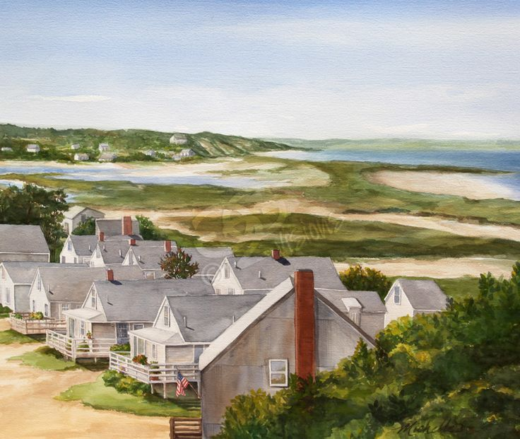 25 Best Images About Cape Cod Paintings On Pinterest