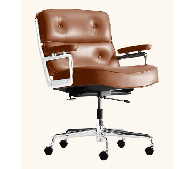 Es 104 Chaise De Bureau Lobby Chair Eames 537 00 En 2020 Fauteuil Bureau Eames Canape 3 Places