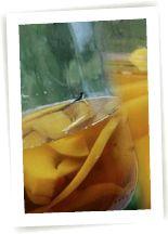 Rhum arrangé Mangue, Vanille & Cannelle   Cuisinez Ethiquable   Blog de recettes équitables & bio