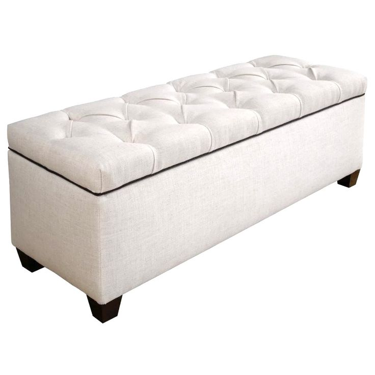 The 25 Best Upholstered Storage Bench Ideas On Pinterest Storage Ottoman Coffee Table Bed