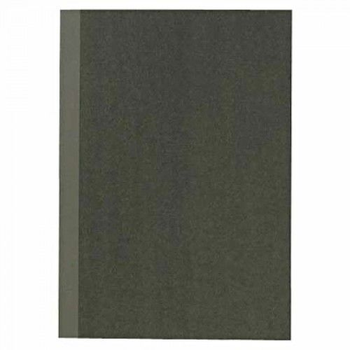 Recycled Paper Note B5 - Dark Grey