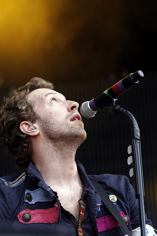 Coldplay - Sound Relief SCG by geeewocka.deviantart.com