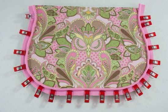 How to Add Piping to a Bag, by Sew Sweetness