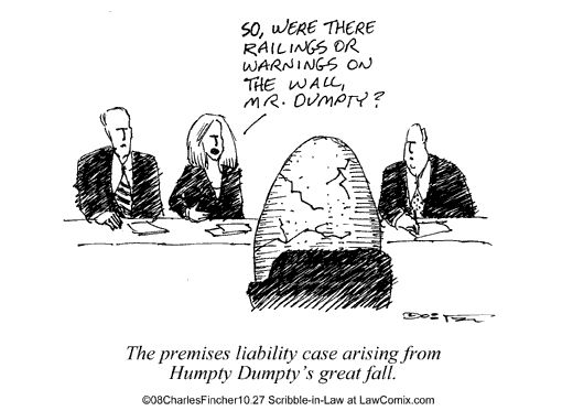 Humpty dumpty law team