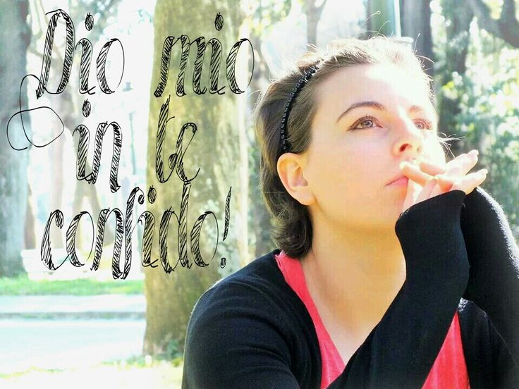 FEDE salmo 25:2  Confidare in Dio..  ragazza che guarda in alto