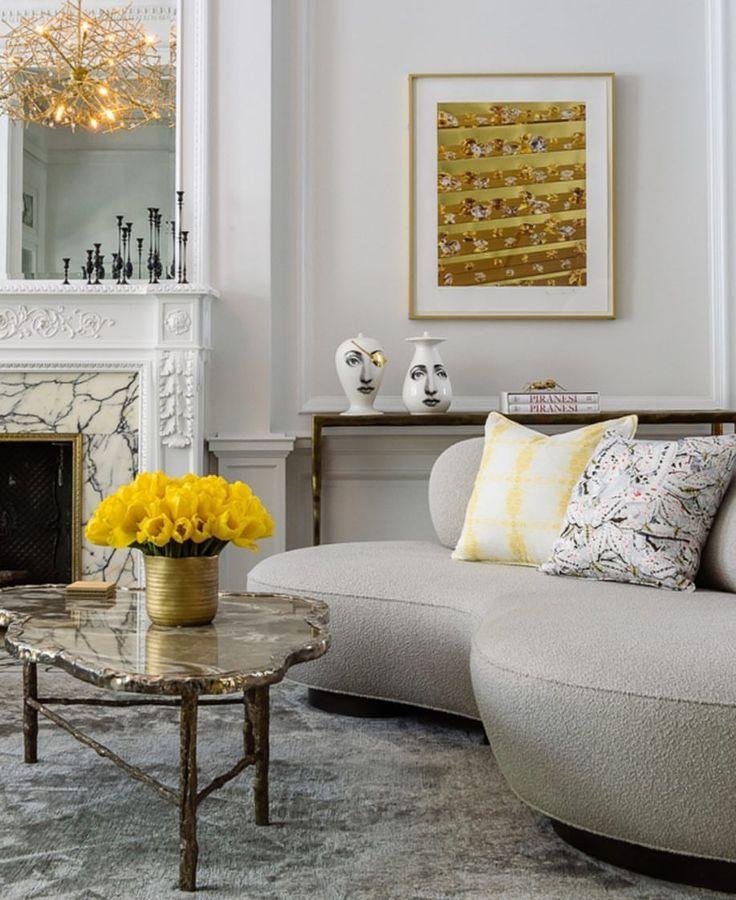 Ashley stark kenner feeling the softness interior for Home decor kenner