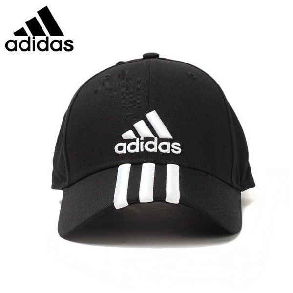 Unisex Original Adidas Sport Caps ($35) ❤ liked on Polyvore featuring accessories, hats, sports cap, cap hats, sports caps hats, uv protection hats and polyester hat