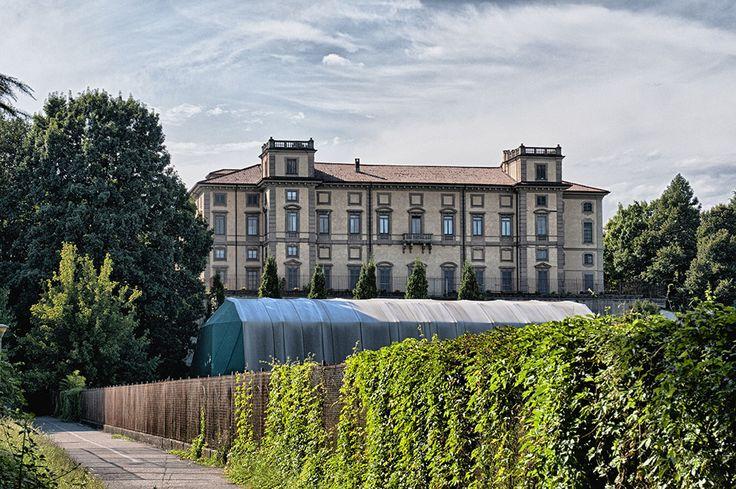 Villa Pusterla-Crivelli / Ex ospedale psichiatrico di Mombello (MB)