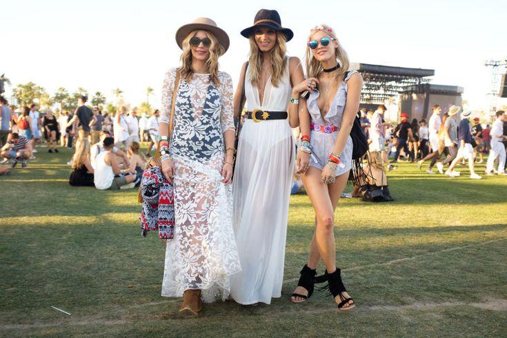 Must See Coachella Fashion 2016 - Best Street Style From Coachella 2016