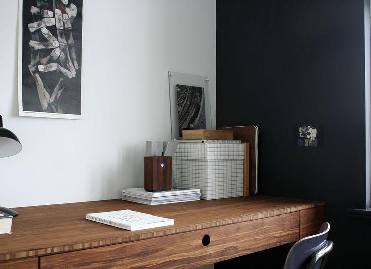 Desk Bamboo