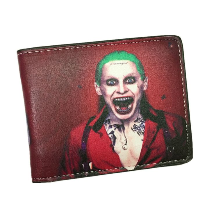 Suicide Squad Card Holder Purse