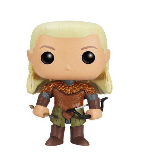 Funko - Pdf00003892 - Figurine Cinéma - Pop - Le Hobbit - Legolas Greenleaf: Amazon.fr: Jeux et Jouets