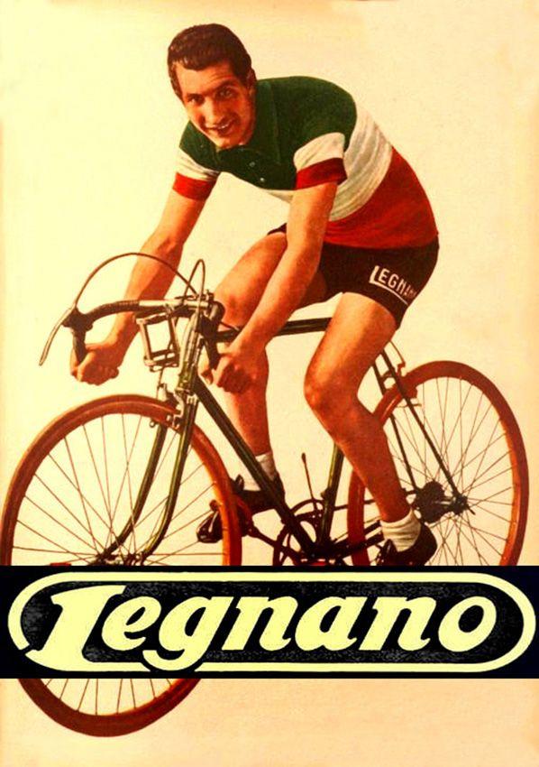 La #Legnano di Gino Bartali, la passione delle bici si diffuse sempre di piú tra la popolazione e con esse quella del #ciclismo #bicicletta #vintage