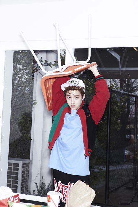 "D.O ""XOXO(Kiss&Hug)"" New Teaser Photo #D.O #XOXO #EXO #EXOK #EXOM #Ulzzang #SouthKorea #KPOP #Teaser #Photo"