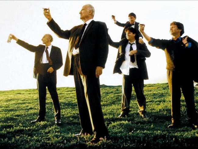 From Waking Ned Devine to The Commitments, we've put together some choice movies to get you in the Irish spirit