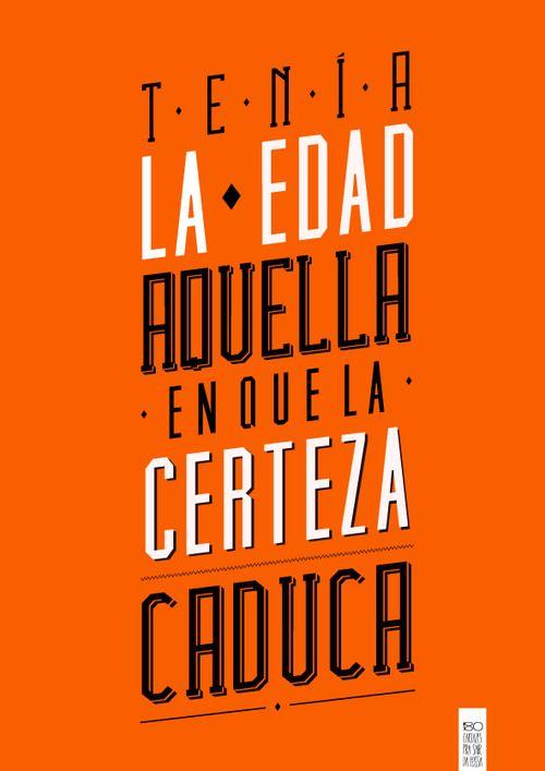 Jorge Drexler eterno, por Lanna Collares - http://180cartazesprasairdafossa.tumblr.com/