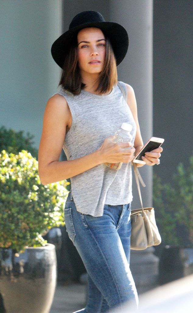 Jenna Dewan-Tatum from The Big Picture: Today's Hot Pics  The star is spotted looking casual chic while wearing minimal makeup in West Hollywood.