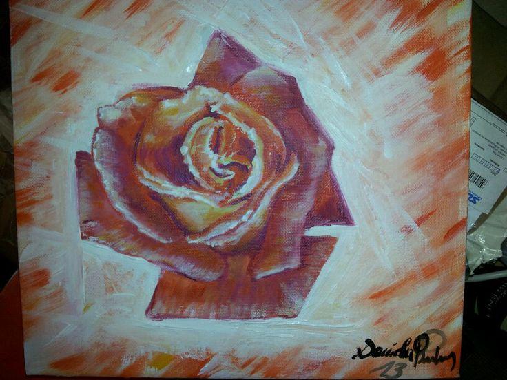 Mu flower