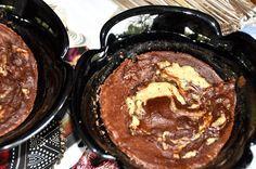 Recept: Chokladkaka med jordnötssmör på 1 minut - Rawness