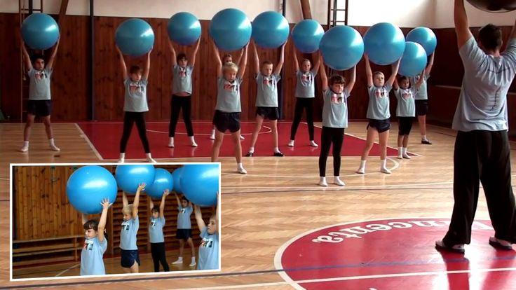 Zdravá chrbtica - Cvičenie pre deti