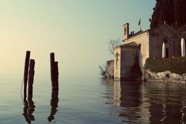 Punta San Vigilio Lago di Garda http://www.immobilie-gardasee.de/