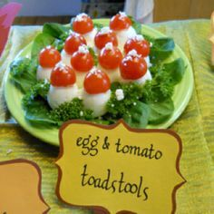 woodland+creature+birthday+party+ideas   ... . could do with mozzarella too Food for woodland theme birthday party