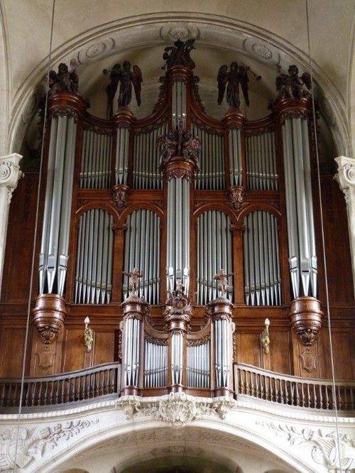 Ville de Nancy - Eglise Saint-Sébastien