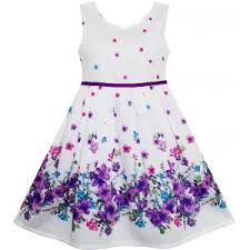 Výsledek obrázku pro dívčí šaty letní