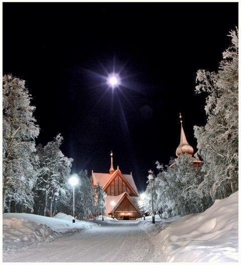 Kiruna, Norrbotten