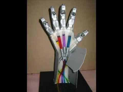 ▶ Mano Hidráulica, Hydraulic Hand - YouTube