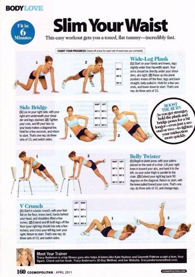 Workout !! (: