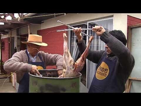 Asado Escondido de Illapel programa Chile Conectado de TVN - YouTube