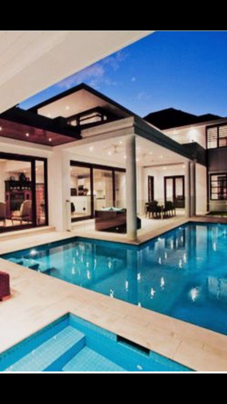 11 Best Fabulous Pools Images On Pinterest Real Estates Brown