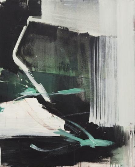 Franco Kappl, OT acrylic on canvas