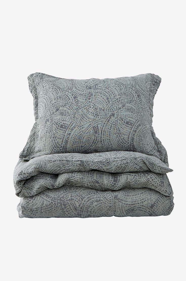 Hållbart sovrum - Shoppa ekologiska sängkläder : Ellos.se