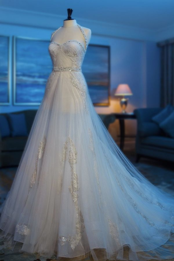 Stunning Abed Mahfouz Wedding Dresses 2013