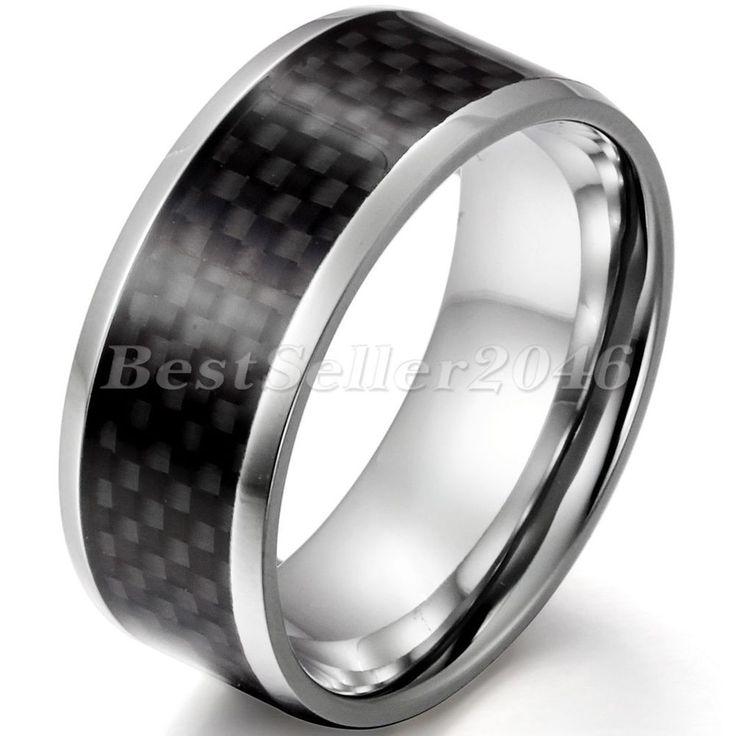 Partnerringe titan breit  7 besten schwarzer ring Bilder auf Pinterest | Schwarzer, Google ...