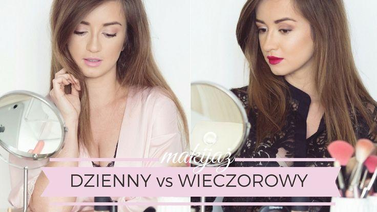 TOP KOSMETYKI MAC | MAKIJAŻ DZIENNY VS WIECZOROWY: TUTORIAL - StylOly blog by Aleksandra Marzęda