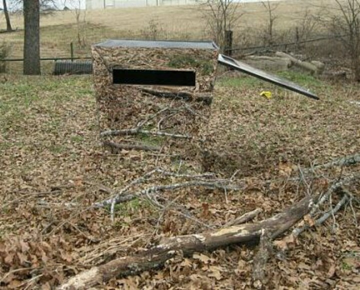 Mirror Box Stand Deer Hunting Blinds Hunting Blinds