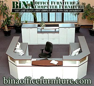 dual-reception-desk.jpg by Bina Discount Office Furniture