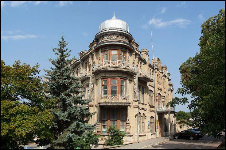 Architecture of Pyatigorsk