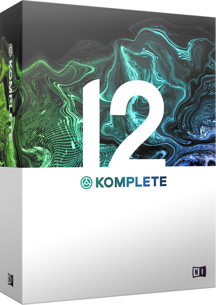 Native Instruments Komplete 12 Upgrade From Select in 2019
