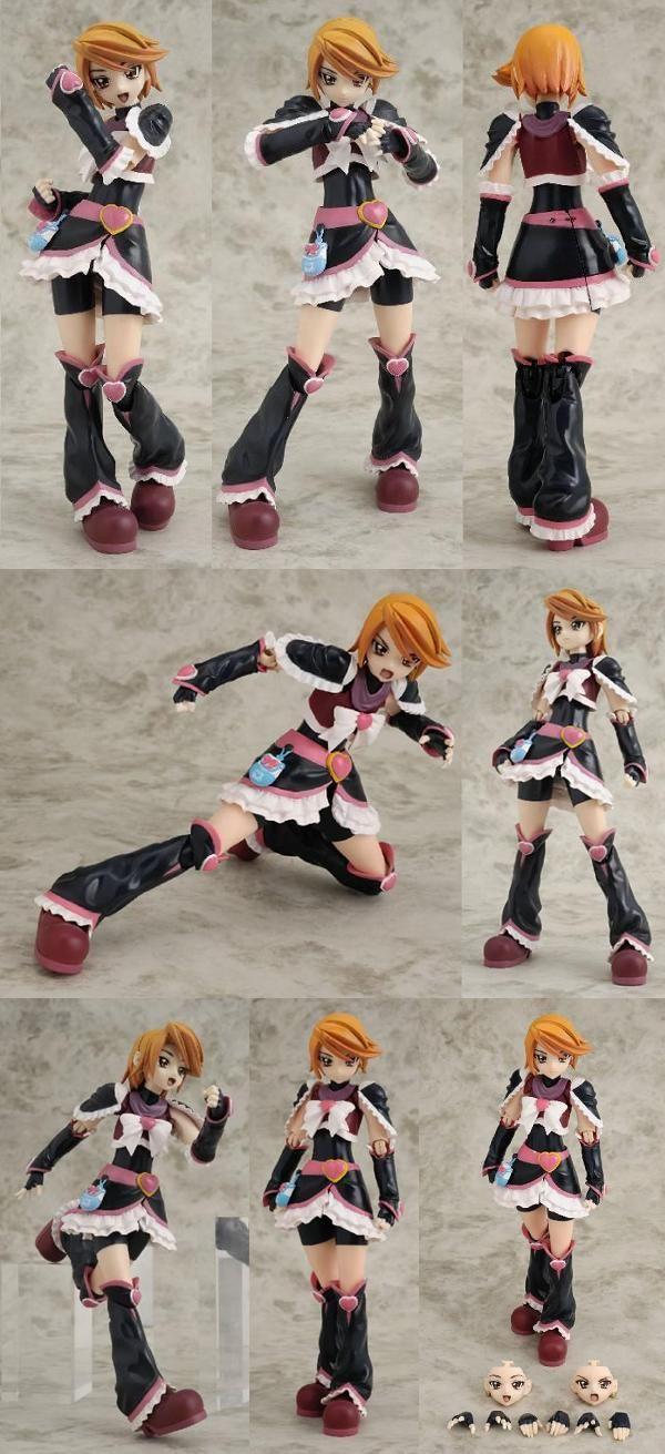 Futari wa Pretty Cure Cure Black figure