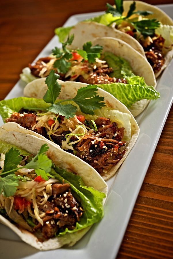 Zea Korean BBQ Tacos | Taste Buds ManagementTaste Buds Management
