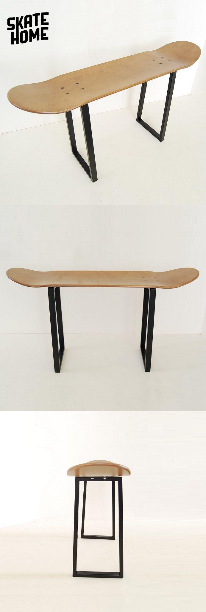 skateboard furniture - gift for skateboarders
