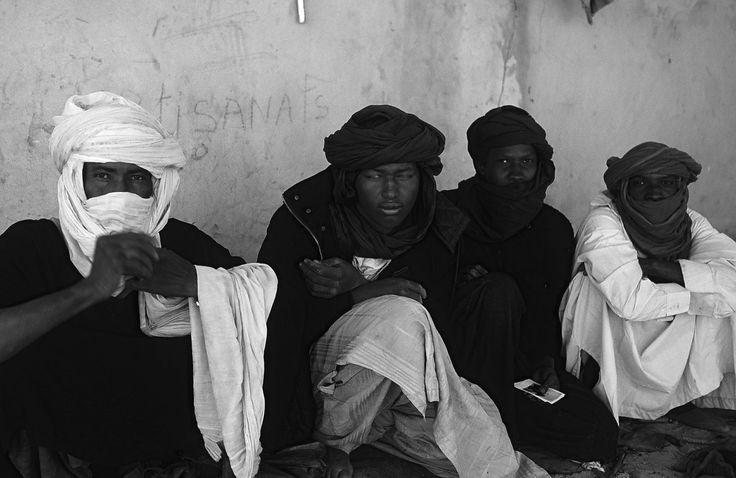 Tuareg. Ghat - Libyen 2001