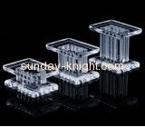 Acrylic jewellery stands wholesale custom acrylic display stands earring displays stands JDK-205